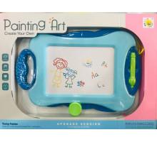 Детская доска для рисования Paiting Art(s) 10*48   HSM-50180