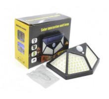 LED фонарь для улицы на солнечной батарее ТV000863   100