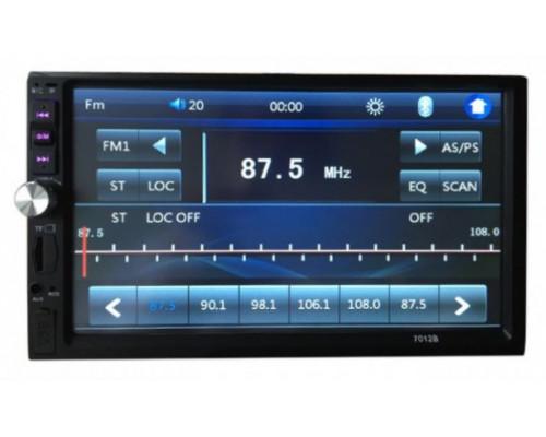 автомагнитола Pioneer 7012 MP5   7\'Экран USB+Bluetooth 2Din HS-238